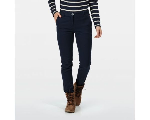 Women's Querina Coolweave Chinos Navy loving the sales