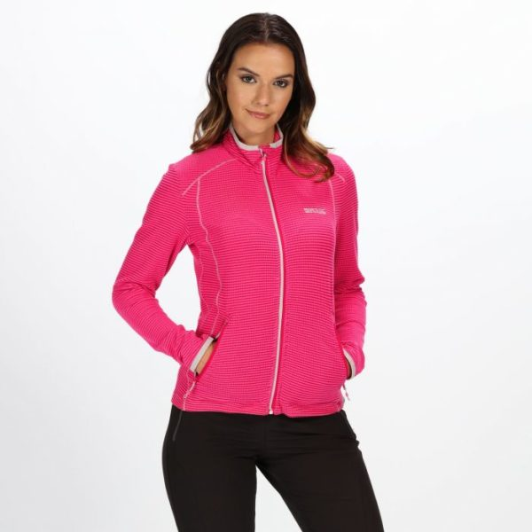 Women's Willett Lightweight Fleece Dark Cerise loving the sales