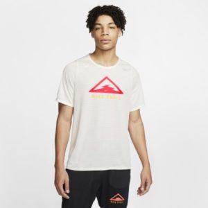 Nike Rise 365 Trail Men's Trail Running Top - White loving the sales