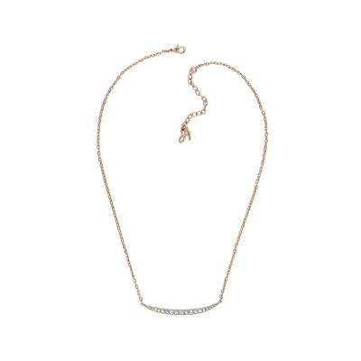 Adore Curved Bar Necklace loving the sales