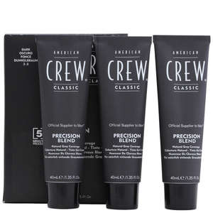 American Crew Precision Blend Mens Hair Dye 2/3 Dark 3 X 40ml loving the sales