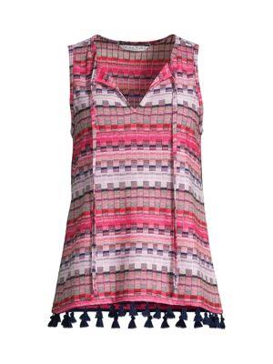 Aphelia Striped Knit Top loving the sales