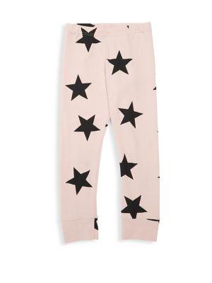 Baby's & Little Girl's Star Cotton Leggings loving the sales