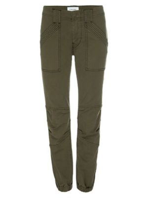 Banded Ankle Utility Pants loving the sales