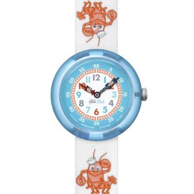 Childrens Flik Flak Lobster Stripe Watch loving the sales