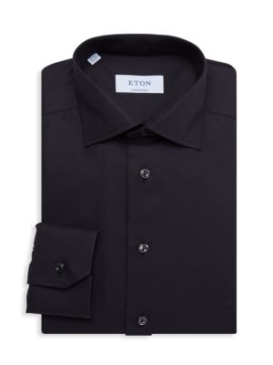 Contemporary-Fit Micro Print Dress Shirt loving the sales