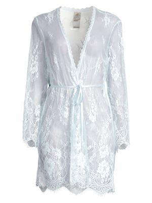 Dalia Lace Robe loving the sales