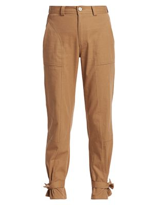 Darcy High-Rise Cinched Ankle Pants loving the sales