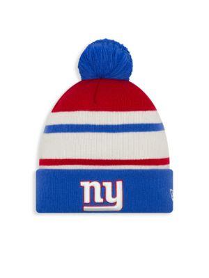 Ek Cashmere New York Giants Beanie loving the sales