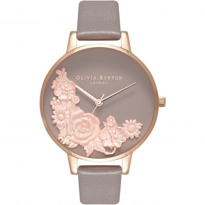 Floral Bouquet Grey Rose Gold & London Grey Watch loving the sales