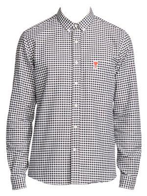 Gingham Sport Shirt loving the sales