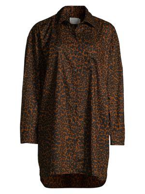 Heidi Cheetah Print Sleepshirt loving the sales