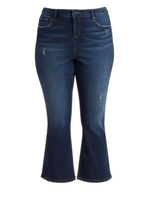 High-Rise Bootcut Jeans loving the sales