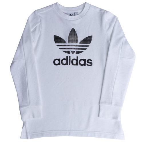 Junior Boys Trefoil Long Sleeve T-Shirt loving the sales