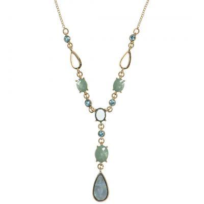 Ladies Anne Klein Base Metal Necklace loving the sales