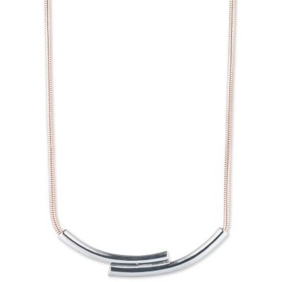 Ladies Anne Klein Silver Plated Necklace loving the sales