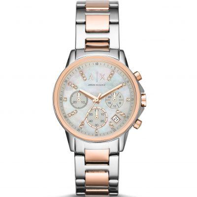 Ladies Armani Exchange Chronograph Watch loving the sales