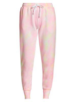Lulu Tie-Dye Sweatpants loving the sales