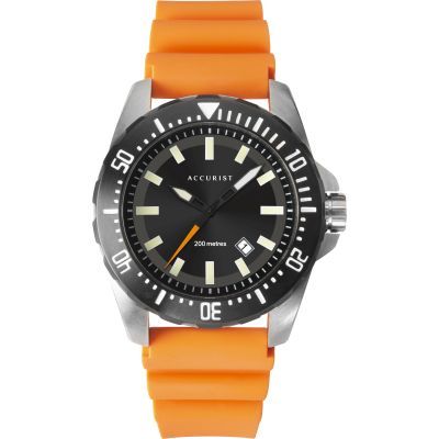Mens Accurist Accurist Mens Divers Watch loving the sales