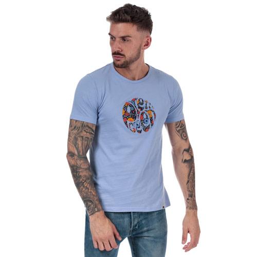 Mens Aster Applique Logo T-Shirt loving the sales