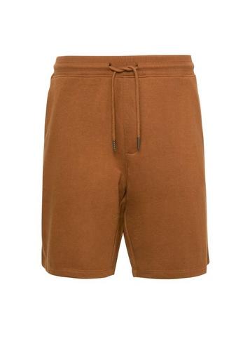 Mens Burton Toffee Jersey Shorts - Brown