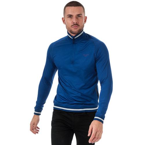 Mens Half Zip Funnel Neck Sweatshirt loving the sales