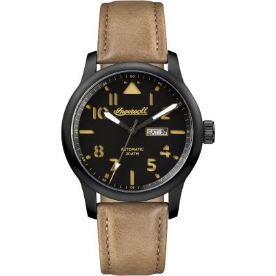 Mens Ingersoll The Hatton Automatic Watch loving the sales