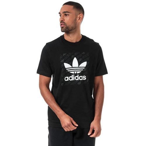 Mens Monogram Square T-Shirt loving the sales
