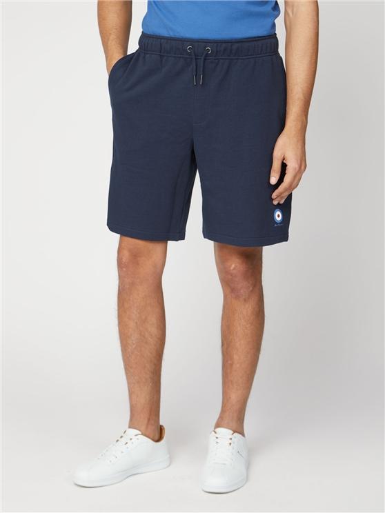Men's Navy Blue Cotton Jersey Shorts | Ben Sherman | Est 1963 - Xl loving the sales