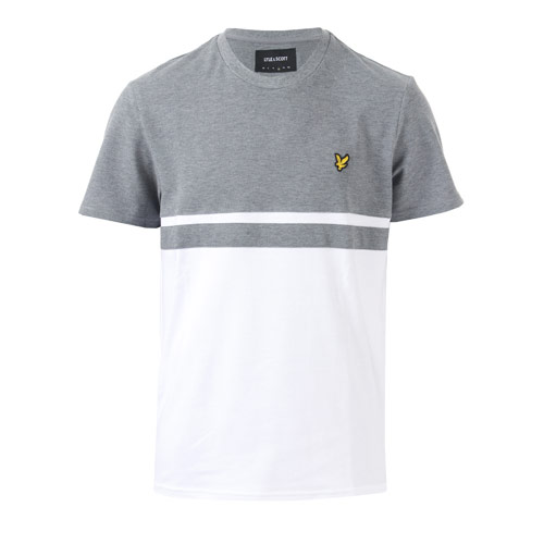 Mens Panel Stripe T-Shirt loving the sales