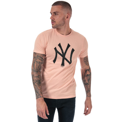 Mens Seasonal New York Yankees Logo T-Shirt loving the sales