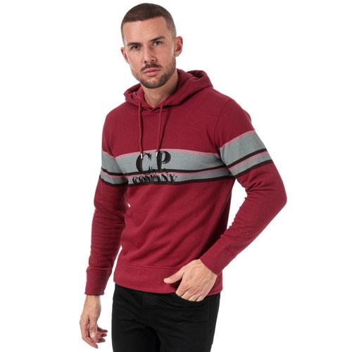 Mens Stripe Logo Popover Hoody loving the sales