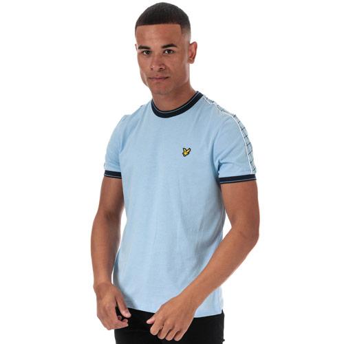 Mens Taped Ringer T-Shirt loving the sales