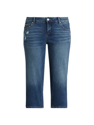 Mid-Rise Wide Cropped-Leg Jeans loving the sales