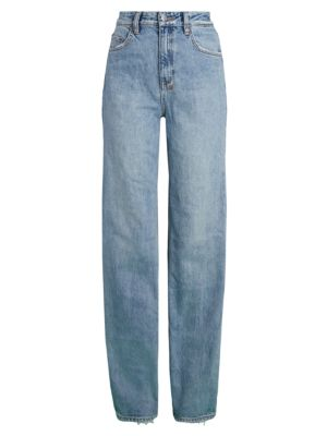 Playback Karma High-Rise Straight Jeans loving the sales