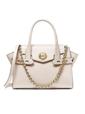 Small Carmen Belted Leather Satchel loving the sales