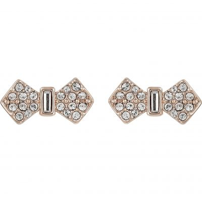 Ted Baker Jewellery Sersi Solitaire Pave Bow Earrings loving the sales