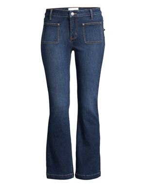 The Cropped Bootcut Jeans loving the sales