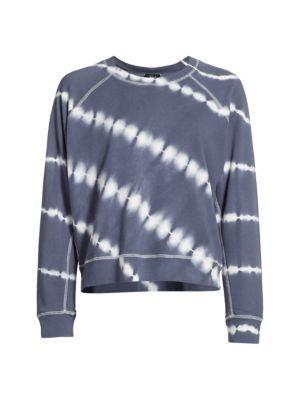 Theo Tie-Dye Sweatshirt loving the sales