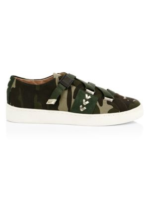 Warner Camo Canvas Sneakers loving the sales