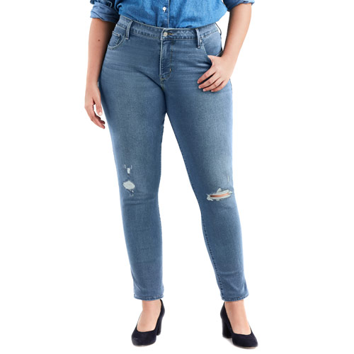 Womens 311 Plus Shaping Skinny Jeans loving the sales