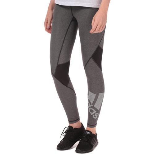 Womens Alphaskin Badge Of Sport Leggings loving the sales
