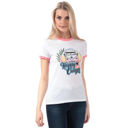 Womens Campervan T-Shirt loving the sales