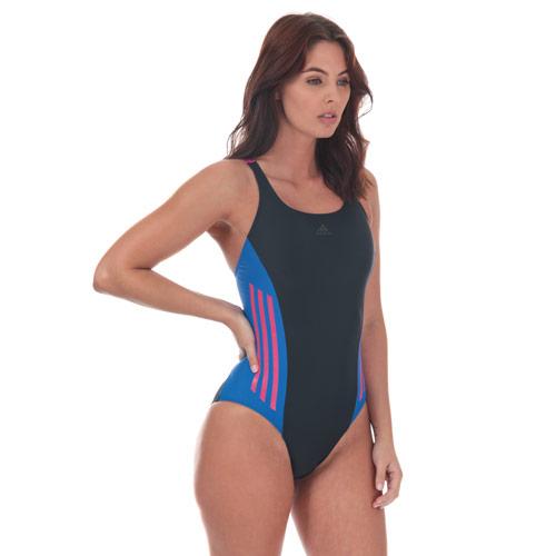 Womens Colourblock Swimsuit loving the sales