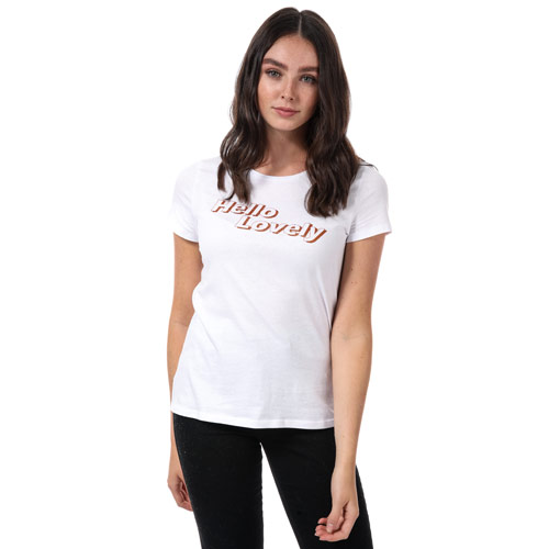 Womens Hello Lovely T-Shirt loving the sales