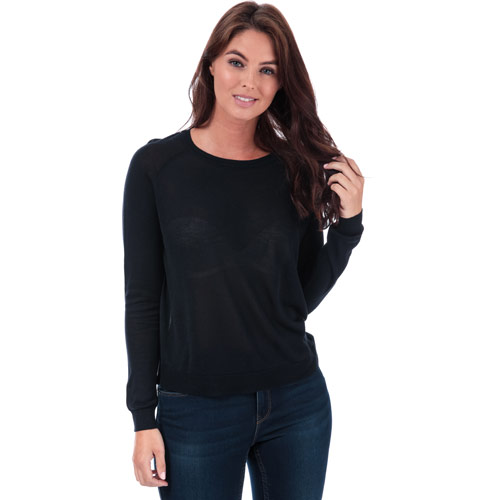 Womens Lina Crew Neck Jumper loving the sales