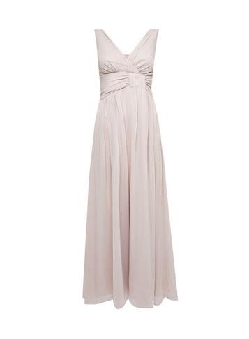 Womens Little Mistress Blush 'Darcy' Maxi Dress - Pink