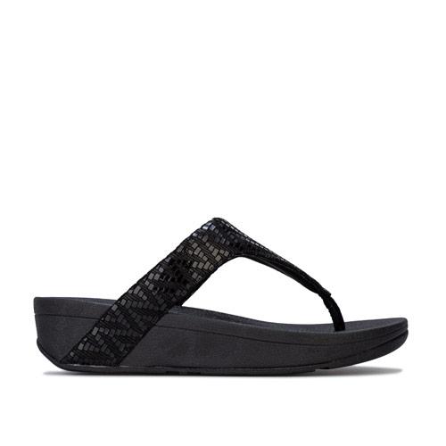 Womens Lottie Chevron Suede Toe Thong Sandals loving the sales