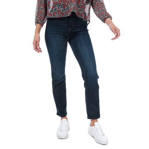 Womens Nahla Life High Waist Straight Jeans loving the sales