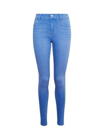 Womens Sky Blue Frankie Denim Jeans